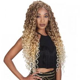 Zury Queendom Crochet Braid Boho Gogo 22""