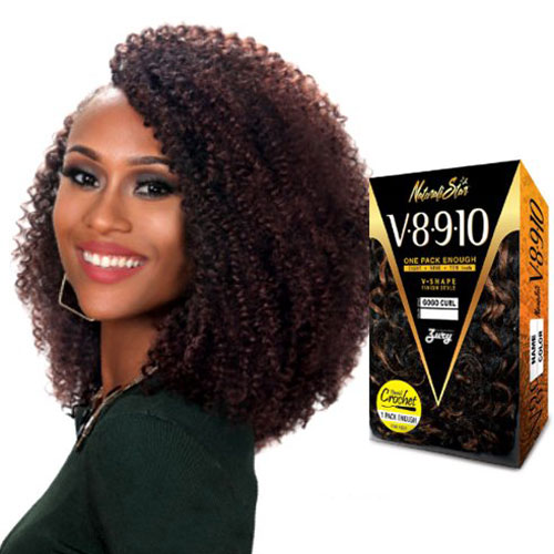 Zury V8910 One Pack Enough Crochet Braid BOHEMIAN
