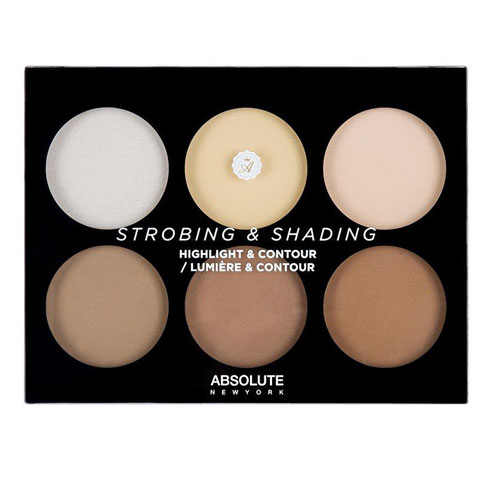 Absolute Strobing & Shading Highlight & Contour