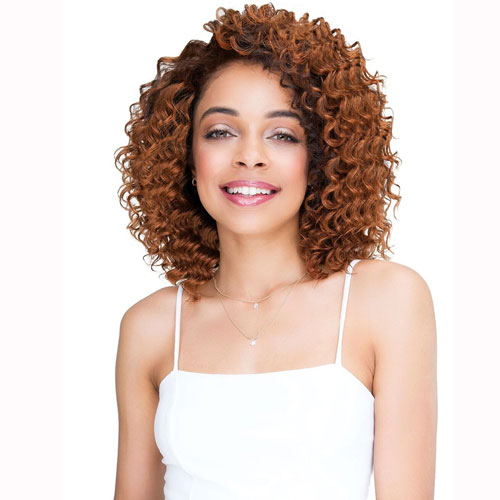 Femi 9S Alibara Natural Short Cut DEEP WAVE 3pcs